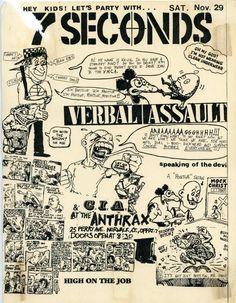 7 Seconds  & Verbal Assault