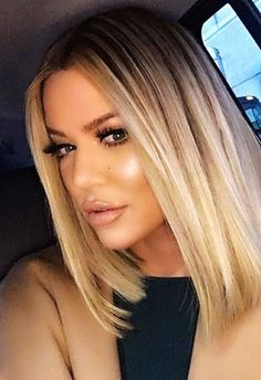 Khloe Kardashian is the perfect muse for a little hairspiration — particularly for those of us who are stuck in a hair rut or considering shaking up our signature style.