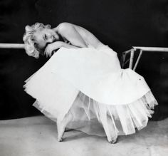 Marilyn Monroe - by Milton Greene