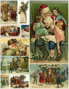 Christmas images to reprint