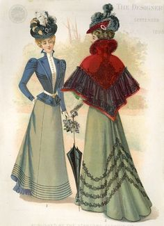 History of 1890s Fashion | Victorian Items on eBay