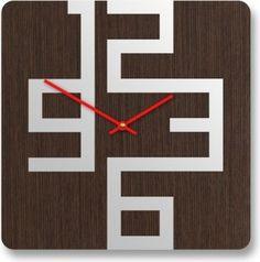 70s inspired clock