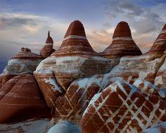 Blue Canyon, Arizona.