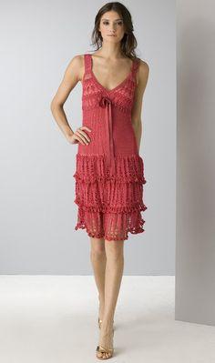 crochelinhasagulhas: crochet dress