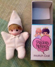 Precious Moments Limited Edition Mini Bean Matchbox Doll (09 03 2015)  Precious 6a1d577c73af
