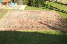 Offers welcome 270x310cmPreloved | persian style rug - used for sale in Spalding, Lincs