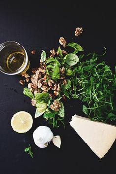 #walnut #Pesto #EVOO #foodporn
