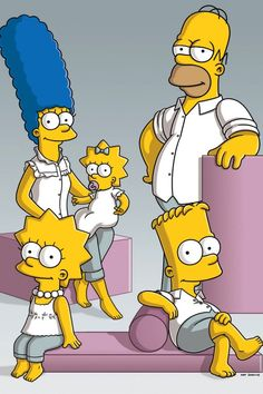 The-Simpson-Family.jpg (640×960)