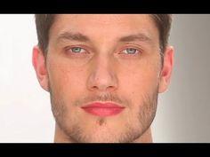 Subtle undercover make-up for men: a groomed, healthy look   Charlotte Tilbury tutorial