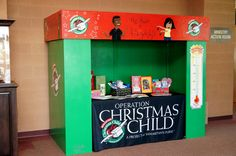 Our church has been doing Operation Christmas Child for a few years. Description from fbc.net. I searched for this on bing.com/images
