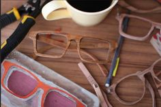 We make each pair of wooden sunglasses by hand in our workshop. Visit us  online fa177c6c6cfa