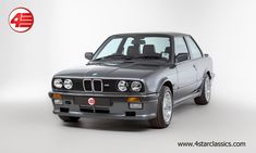 Used 1987 BMW 3 Series for sale in Hampshire from 4 Star Classics. Sport Seats, Bmw E30, Limited Slip Differential, Bmw 3 Series, Mirror Door, Driving Test, Used Cars, Classic Cars, Hampshire