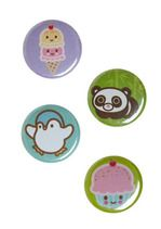 Cute as these Buttons