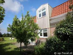 Vakantiehuis Blommetjes Buiten op Texel