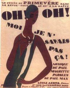 Paul Magritte poète et compositeur