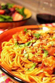 French Spaghetti - Kudos Kitchen by Renee