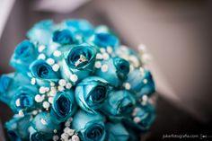 sim! um buquê de rosas azuis! that's possible! :D