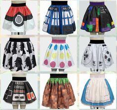 Super Cute Geek Chic Skirts! (2)