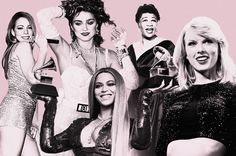 "75 Years of Women's Achievements in the Music Industry: 1984 - Madonna delivers a now-iconic performance of ""Like a Virgin"" at the first MTV Video Music Awards. The song was the first of seven Hot 100 No. 1 hits she scored during the decade, tying her with fellow 1980s star Whitney Houston for the most No. 1s in the '80s among all female acts."