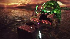 Playstationが描く未来、この映像の様にゲームを行う日も近いかもしれません