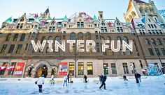 We love winter and winter events.   Visit Saint Paul