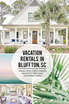 These Vacation Rentals in Bluffton, SC, Are Calling Your Name