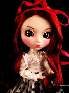 Instantly Addictive: Alte Pullip | by Elizabeth AEOOAK Dolls