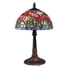 Dale Tiffany Tulip Desk Lamp   from hayneedle.com