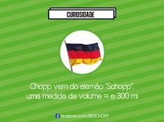 Estando gelado pode ser nome em alemão, francês, russo... Não é verdade?  #uberchopp