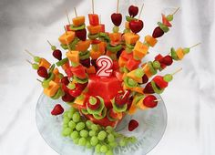 блюда на детский день рождения