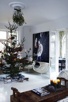 4 Simply Blissful Danish Homes at Christmas — From the Archives: Greatest Hits | Apartment Therapy