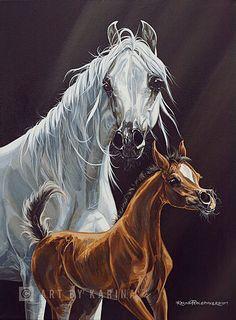 Art By Karina - Arabian horse phone case by Karina Peacemaker Beautiful Arabian Horses, Pretty Horses, Pur Sang, Arabian Art, Horse Face, Spirited Art, Watercolor Cat, Horse Drawings, Horse Sculpture