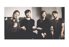 Imagine Dragons Dan Reynolds Daniel Platzman Wayne Sermon Ben McKee
