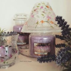 Lavender Yankee Candle