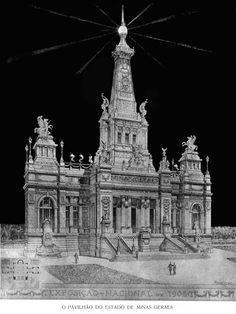 Pavilhão de Minas Gerais