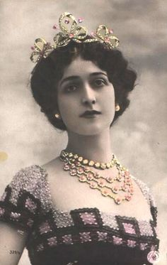 Signorina Lina Cavalieri