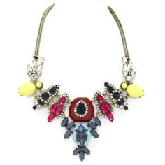 New Arrival- Megan  Statement   Necklace  £19.95
