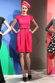 Alice + Olivia RTW Fall 2012 Super cute for work and play!