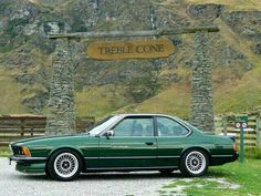 classic bmw cars and Retro Cars, Vintage Cars, Bmw 635 Csi, Bmw 6 Series, Bmw Alpina, Bmw Classic Cars, Unique Cars, Cool Cars, Dream Cars