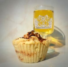 Muffin style Tokaji Aszú Wine soap with some grape seed flour  Tokaji Aszú is known as the wine of the kings and the king of the wines. Now Tokaji Aszú is available in Lovelythermalsoaps. 50-50 avard winning Aszú and thermal water. It makes the skin young and fab. The wine is sold in Buskingham Palace. So this soap makes a really royal bath experience.  The soap is on sale from tomorrow. Check it out in our Etsy and Ebay Shop