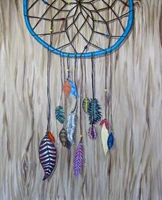 Dream Catcher Acrylic Painting
