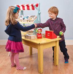 Etal de march� jouet en bois Le Toy Van