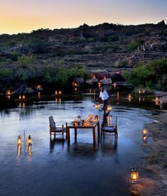 Located in the secluded Cederberg Mountains, South Africa, Bushmanskloof is a unique & romantic escape. #bestafricavacations #honeymoon #romance