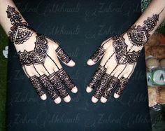 Maroon Henna ,,Henna masih on ...