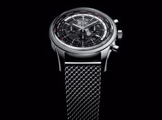 Transocean Chronograph Unitime - Breitling - Instruments for Professionals