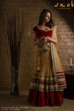 South Asian Bridal Clothing