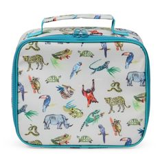 Safari lunch bag - NEW - Gift Ideas - New for Spring