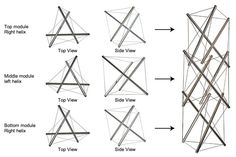 tensegrity connections - Google Search