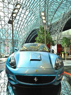 If you support this Ferrari California, hit like.  #cars #ferrari #unique