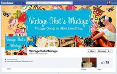 Facebook Timeline Cover  Custom Cover and by BearsGraphicDesign, $30.00